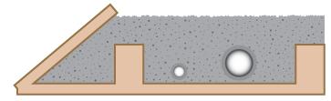 Papirisolering af ydervæg