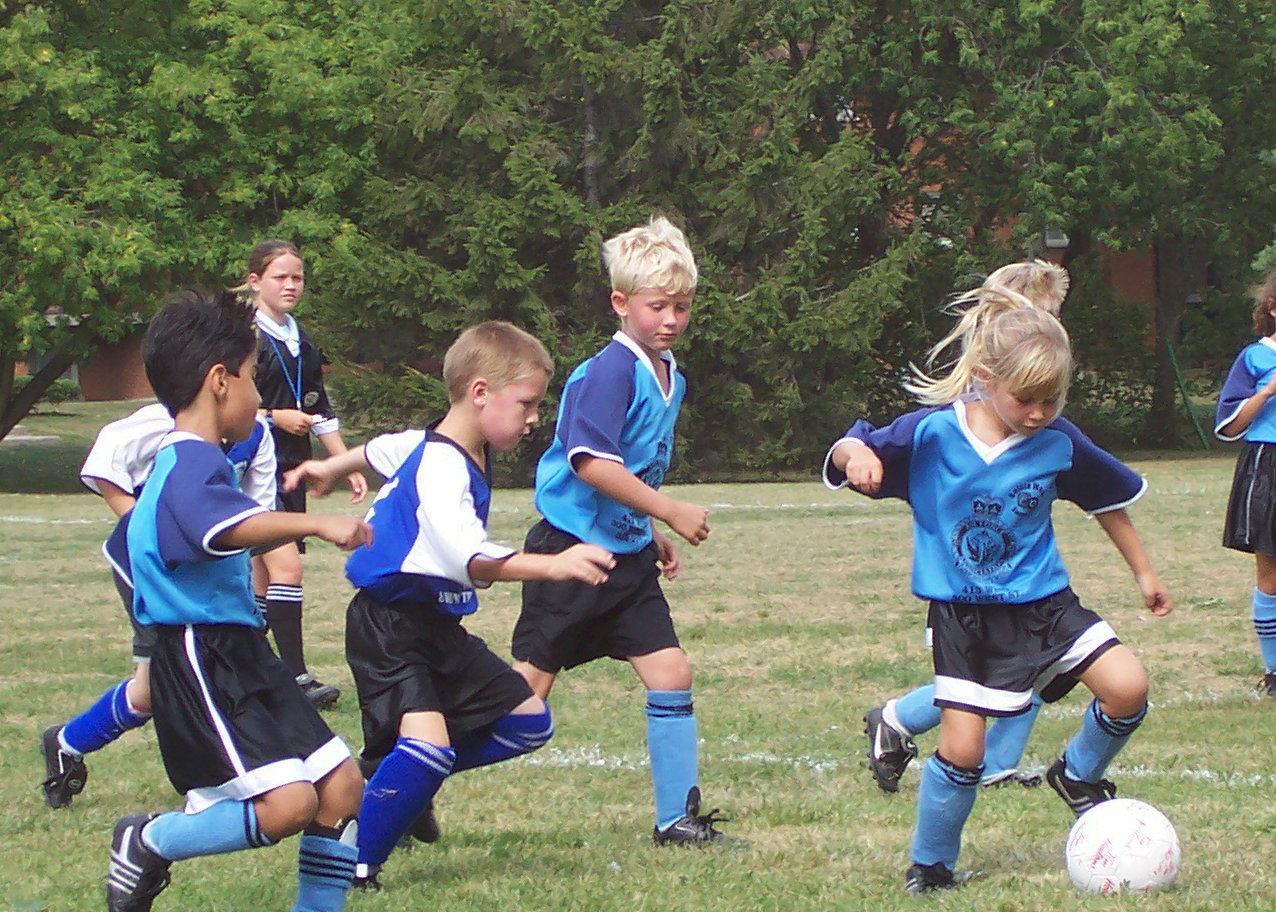 Studido - sport er sundt for børn